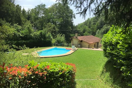 Villa Il Mulino Exclusive Watermill with pool fall - Merizzo