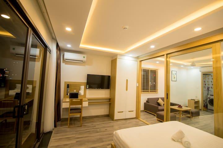 ★LUXURY★Tony Apartment - 50m2 near beach-4A