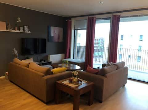 "Super apartment close to Oslo and ""SNØ"" skicenter"