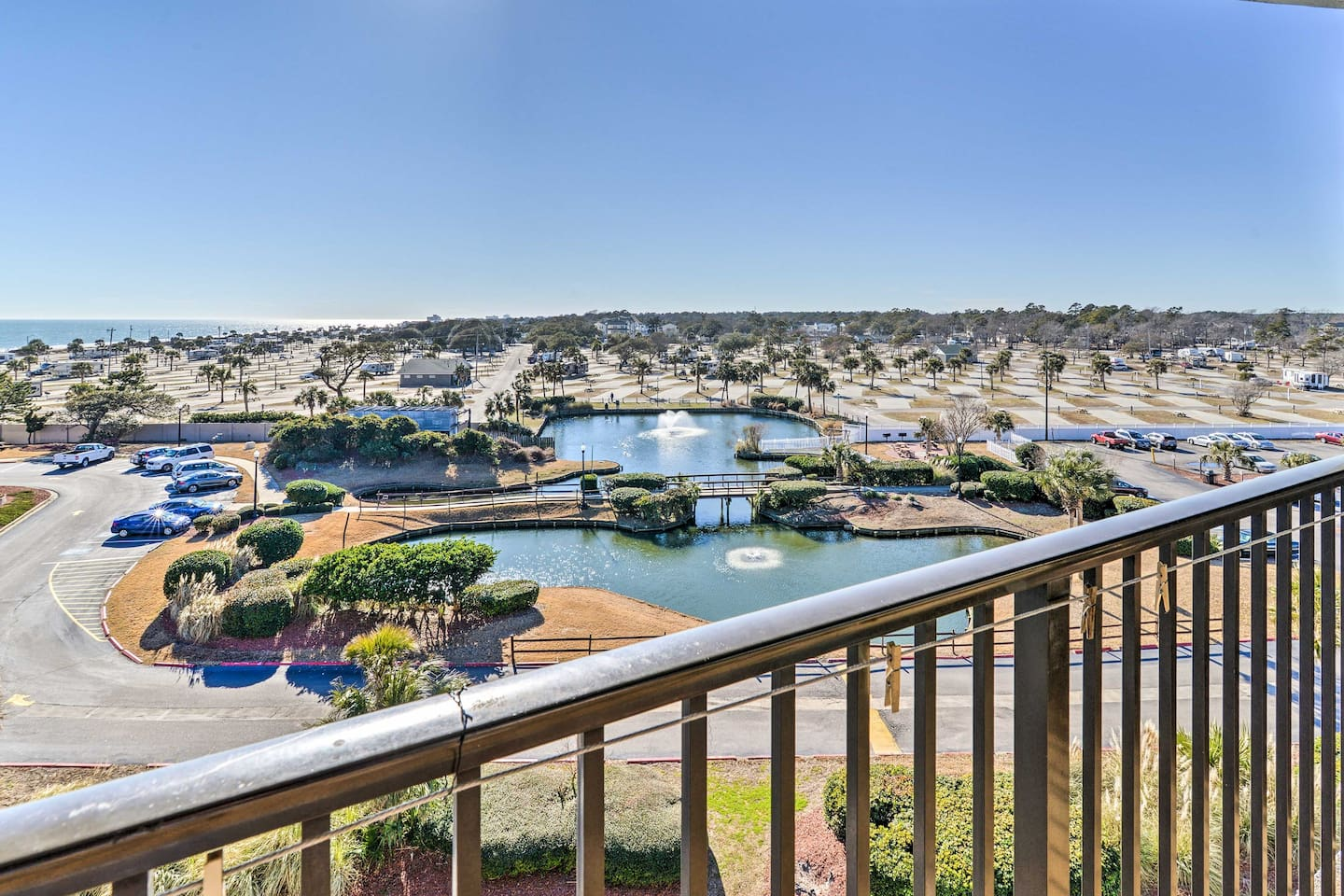 Maximize your next trip to Myrtle Beach and book this vacation rental condo!