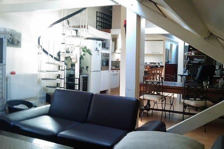 Loft Melun - 默倫(Melun) - 樓中樓