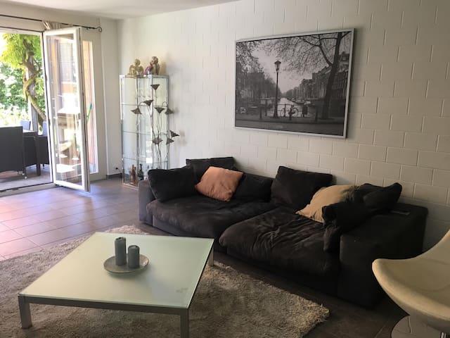 Moderne Wohnung im Gürbetal
