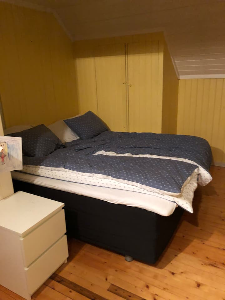 Cozy rooms for rent 15km from Hamar & Elverum