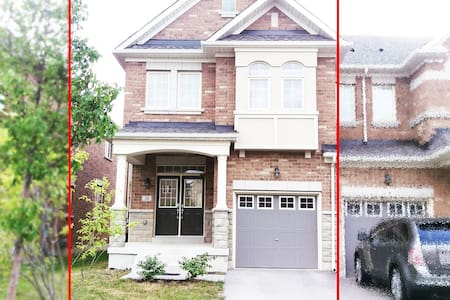4BDR 6BEDS Brand New Entire Town House 4 Vacation - Vaughan