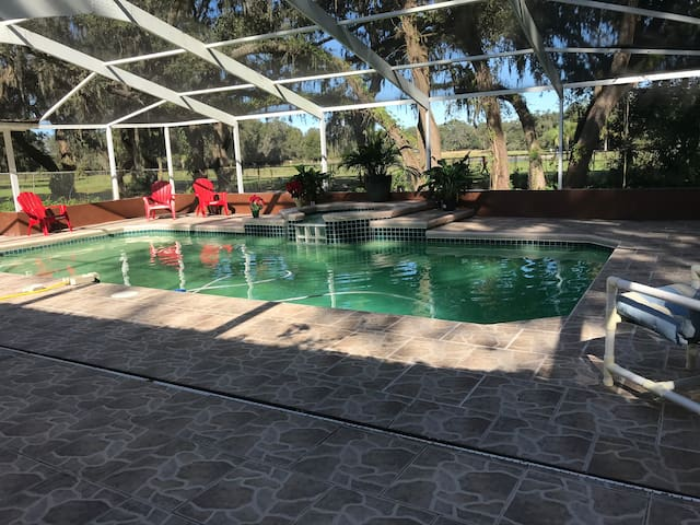 Tampa Golf lover house