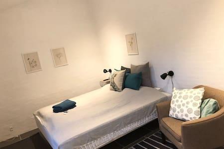 Hyggelige værelser i det sydfynske