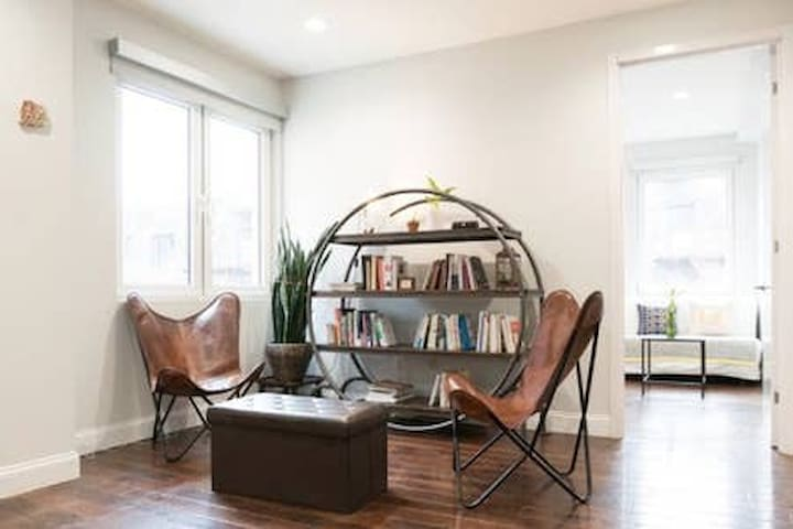 Big Private Room in Brooklyn (20 mins to Mahattan)