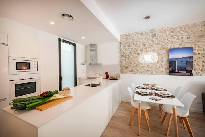 "R32 Apartamento ""Premium"" con terraza en Figueres"