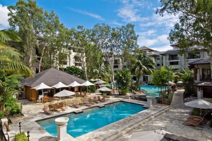 Sea Temple Tropical Paradise, Studio Spa Apt 220