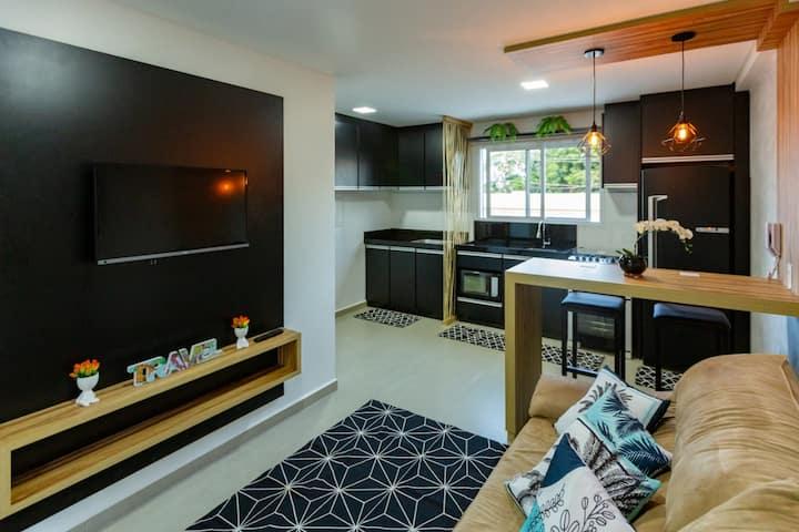 Apartamento moderno próximo a Utfpr Medianeira