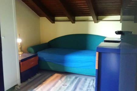Accogliente stanza singola
