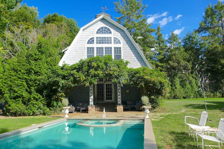 Englewood NJ Country Carriage House (15 min NYC)