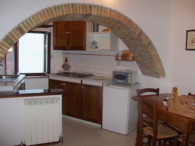 casina sotto la torre - Roccatederighi - Ev
