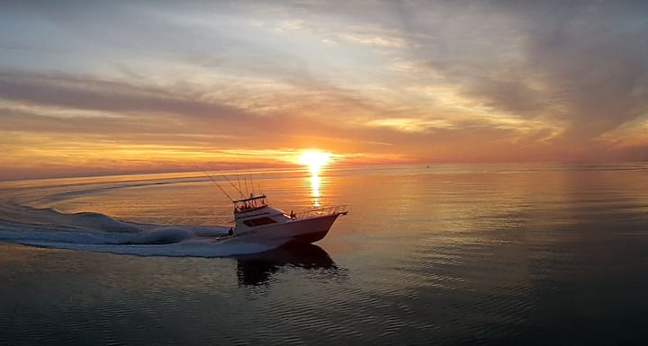 Hatteras Yacht Getaway