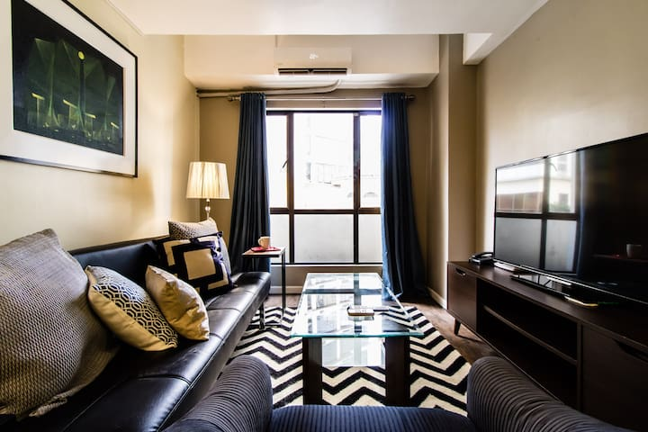 One Bedroom at Burgos Circle with BALCONY (FWH2G)