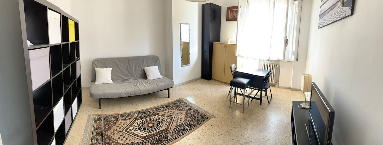 Appartamento in pieno centro davanti al Porto