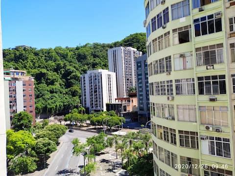 Appartement confortable à Copacabana
