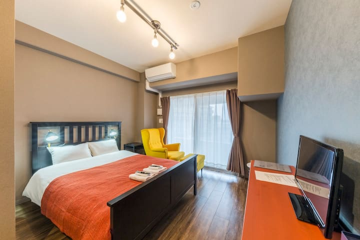 Minn Juso Double Room(C/D)
