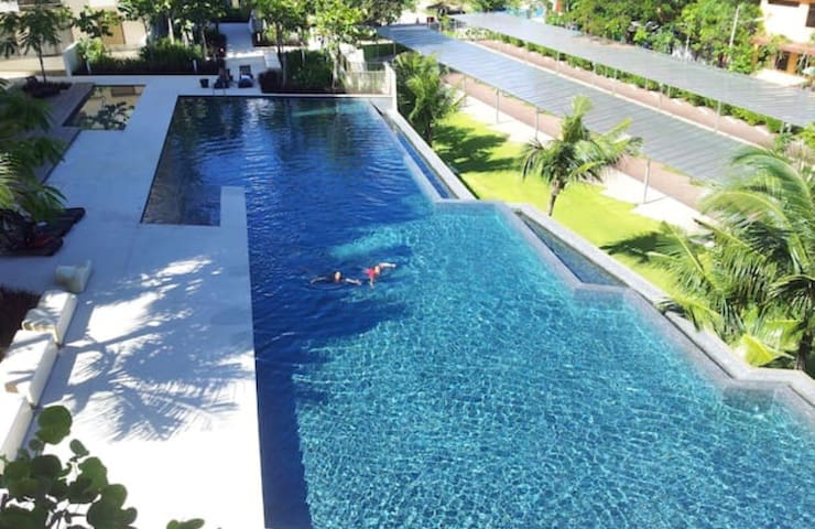 By The Sea Beachfronts luxury suites Batu Feringgi
