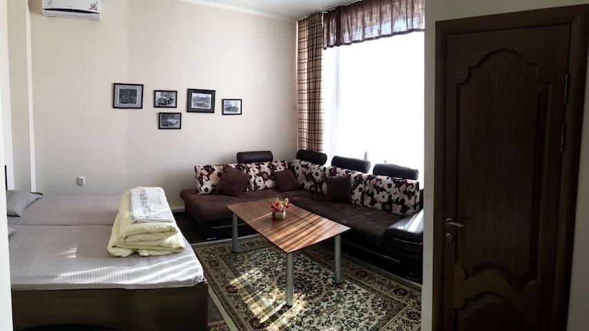 Гостинеца (отель-hotel) КУПЕ