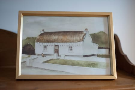 McCauley Cottage - Kilcar - Zomerhuis/Cottage