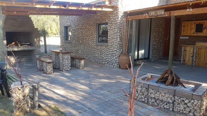 Kalahari Camelthorn Guesthouse - Self Catering