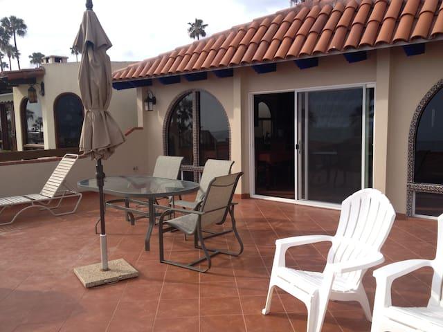 Oceanview Home in Las Gaviotas 2bd/2ba