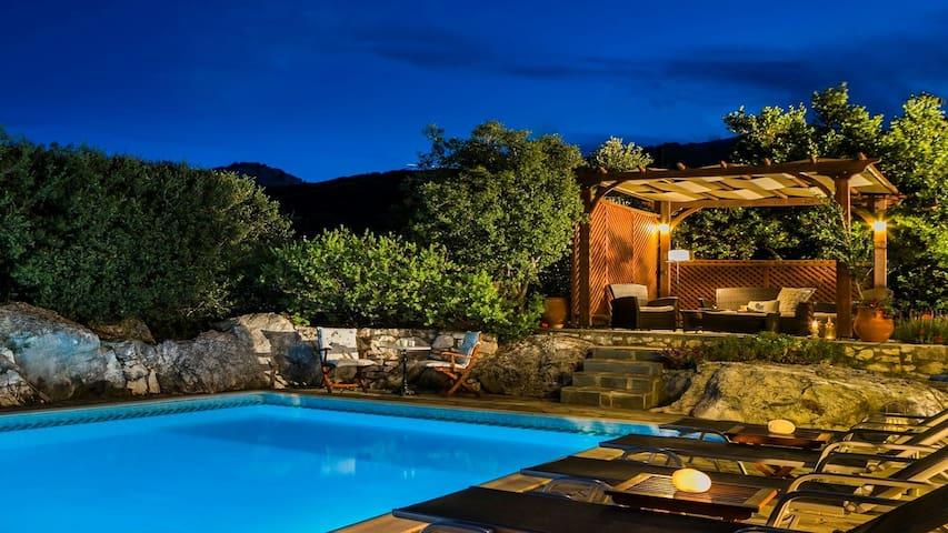 Villa Vounaki Kefalonia Griechenland