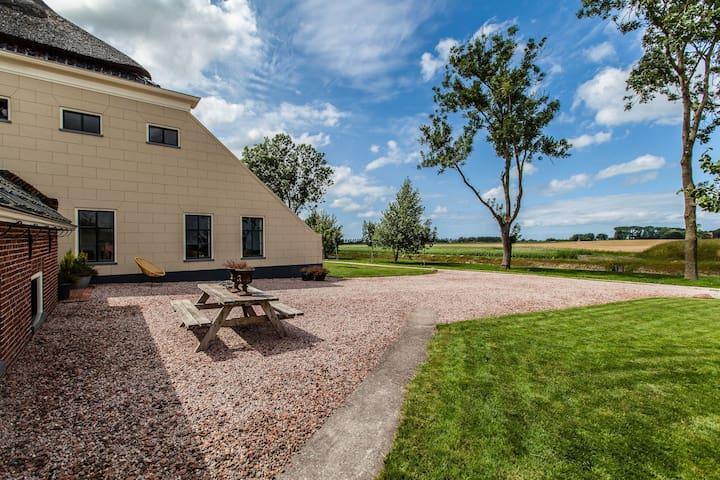 Landelijk/Rustiek Logeren op Erfgoed Oldenbosch 1