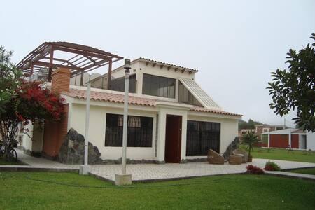 Beautiful Beach Pool Country House - Lurín