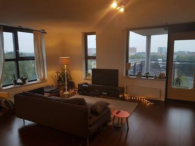 Luxury Apartment with Great View - Amsterdam - Appartement