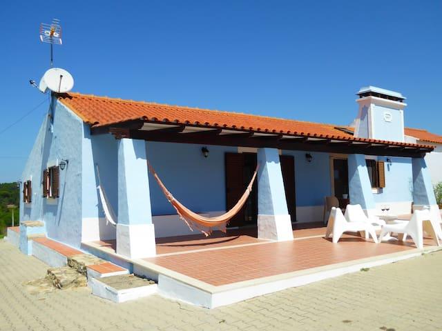 Holiday Villa Alentejo coast