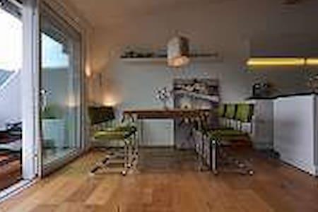 Mondsee Exklusive Penthouse Wohnung