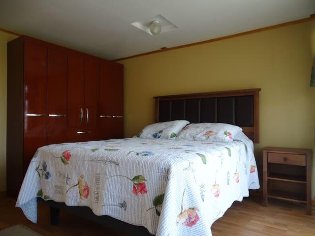 Casa Tambo habitación privada 1