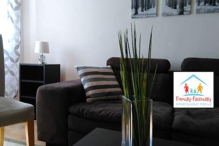 Apartment Focus - close to the Library of Congress - Szeged - Lägenhet