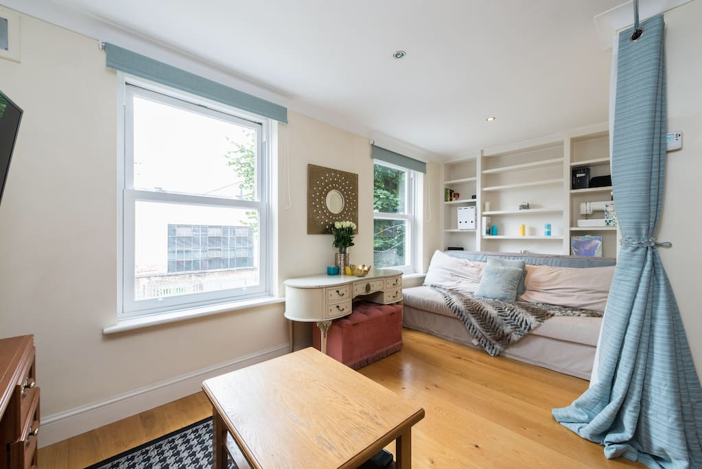 Double room king double bed 15min from city centre domy k pron jmu v londre - Airbnb londres centre ...