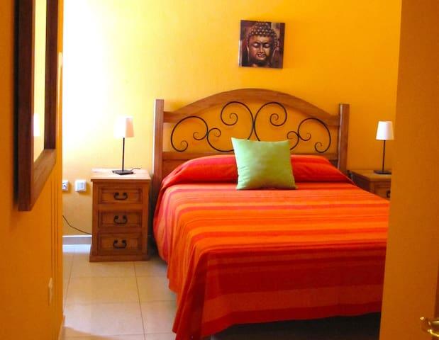 Comfortable Two bedroomed apartment in Los Abrigos - Los Abrigos - Apartmen