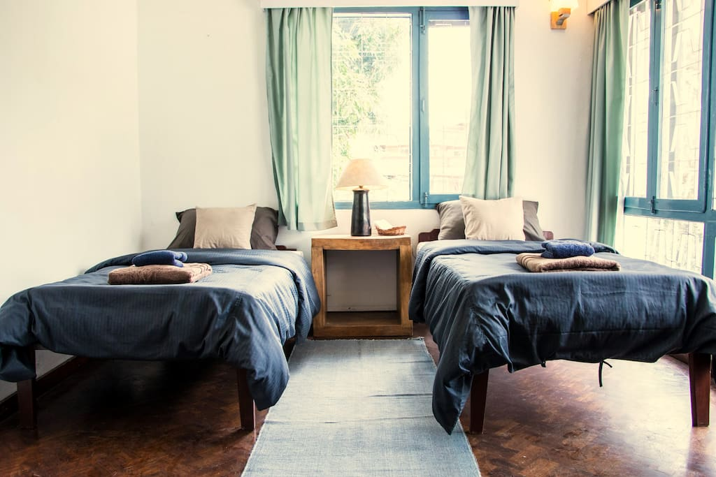 Twin bed room 2