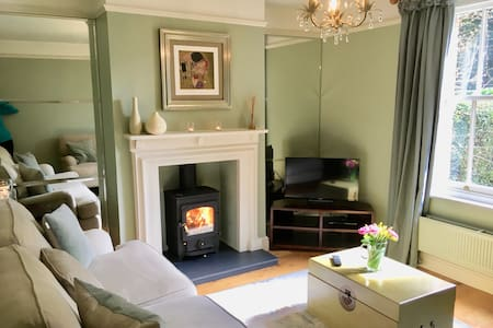 Family Cottage in the heart of the New Forest - Burley - Casa