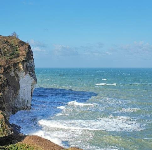 "Studio vue mer "" L'échappée normande"""