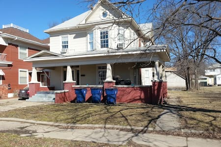 Furnished houses - all bills paid - Coffeyville - Casa