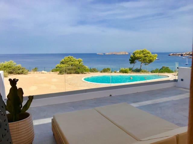 Casa de ensueño frente al mar