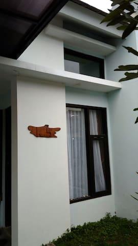 K5 House, in Jatinangor City Park Residence