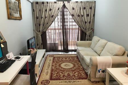 Lavender Apartment in Kajang