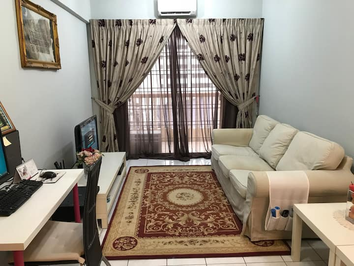 Lavender Apartment in Kajang