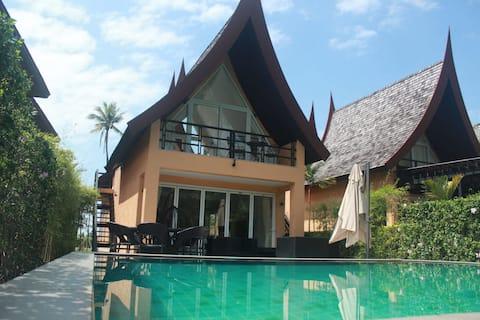 Fantastic Pool Villa - Hotel Managed