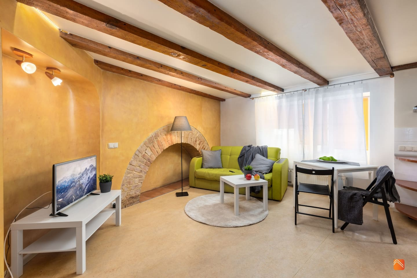 Flat with Old Town style with all necessary for comfortable stay