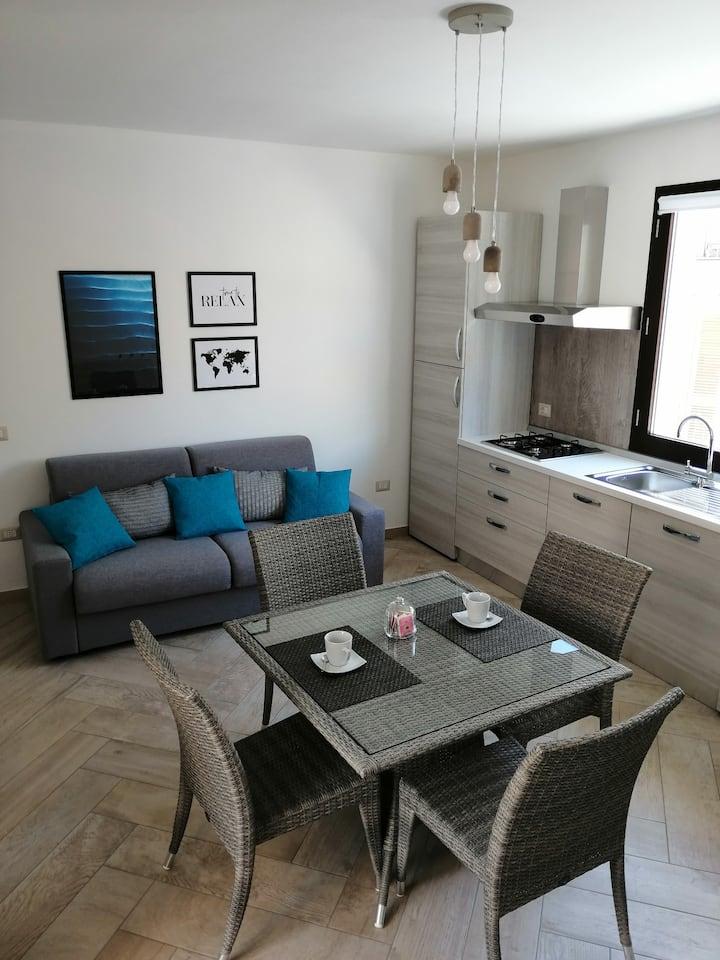 Appartamento Monte Granatico 01