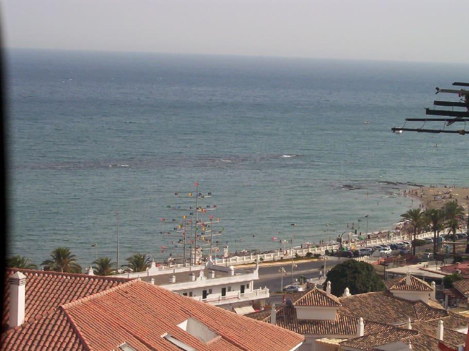 Vistas Balcón