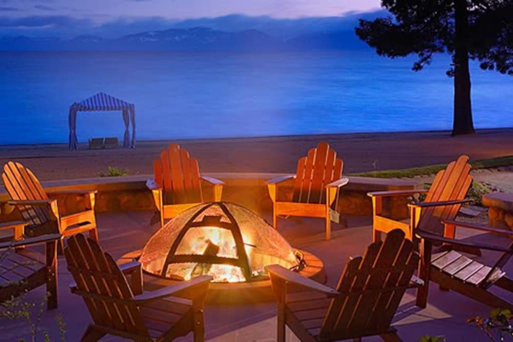 999 lakeshore beachfront ski cabin tahoe 47 for Cabin rentals in nevada